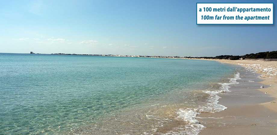 Discovering salento casa vacanze sul mare porto cesareo for Vacanze a barcellona sul mare